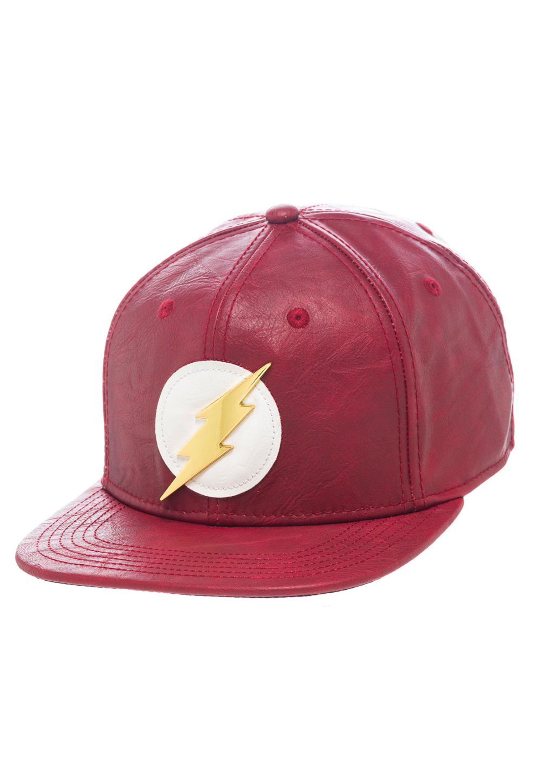 1e147fb7f79 DC Comics Flash Snapback Hat