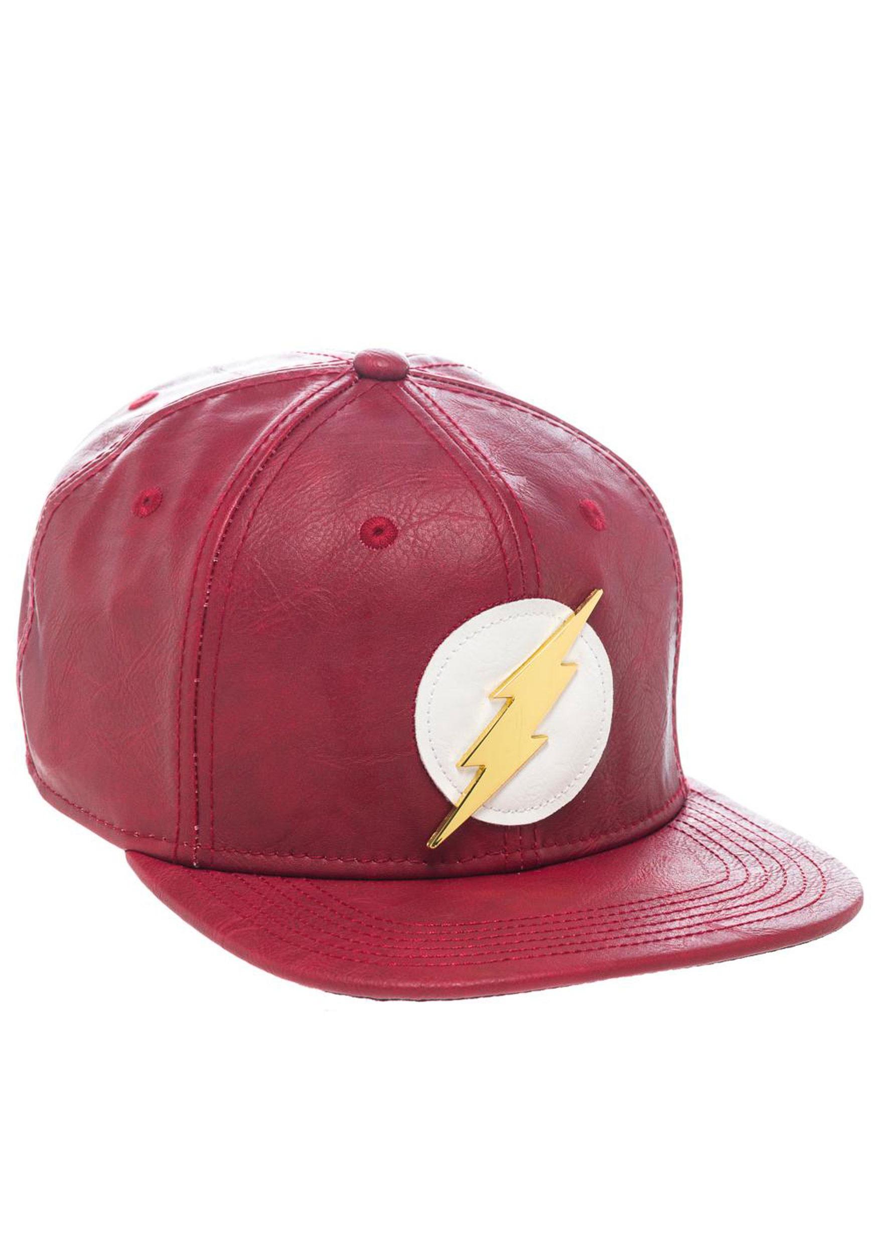 e71f3fcd62d DC Comics Flash Snapback Hat