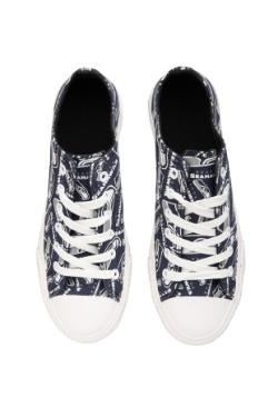 Seattle Seahawks Low Top Women's Canvas Shoes2