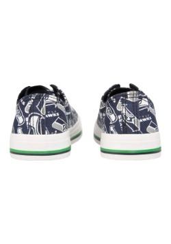 Seattle Seahawks Low Top Women's Canvas Shoes4