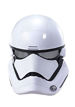 Star Wars: The Last Jedi Stormtrooper Electronic Mask