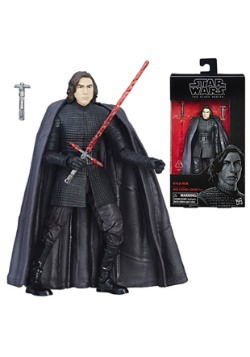 Star Wars The Black Series Kylo Ren The Last Jedi