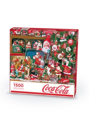 Coca-Cola Christmas 1500 pc Puzzle