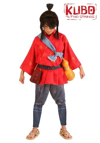 Boys Kubo and the Two Strings Costume