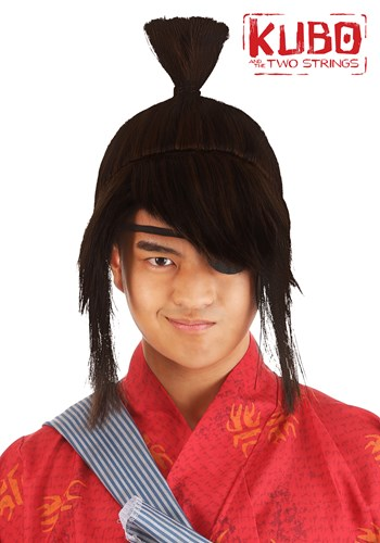 Adult's Kubo and the Two Strings Wig
