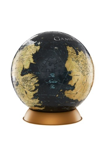 Game of Thrones 3D Globe Puzzle - 240 pc