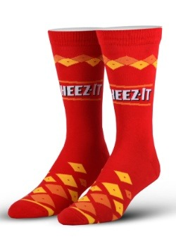 Cheez-It Cool Socks