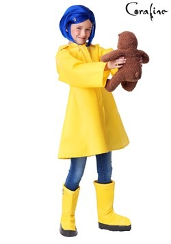 Child Coraline Costume2