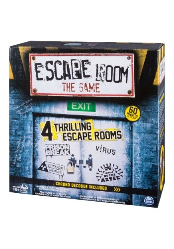 Escape Room Game Refill Expansion