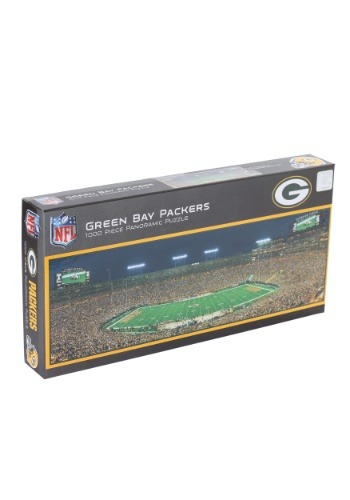 Green Bay Packers Stadium Jigsaw Puzzle