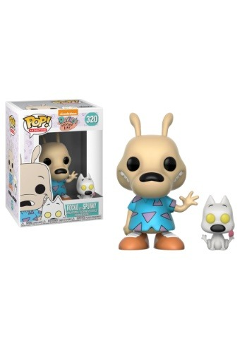 Pop! TV: Rocko's Modern Life- Rocko and Spunky w/ CHASE
