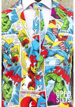 Men's OppoSuits Marvel Comics Suit Alt 1