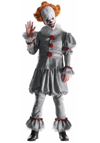 Adult Grand Heritage Pennywise MovieCostume