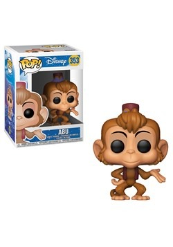 Pop! Disney: Aladdin- Abu