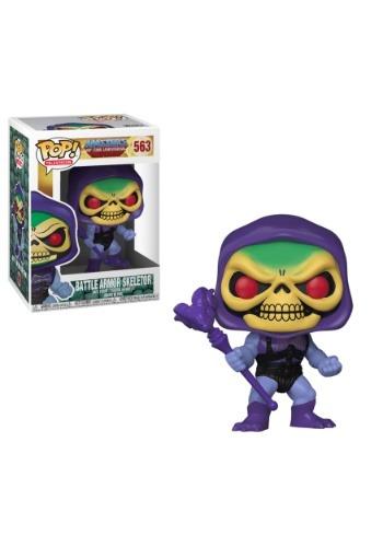 Pop! TV: Masters of the Universe Battle Armor Skeletor