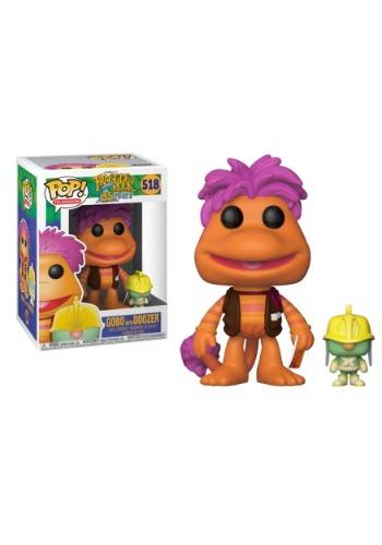 Pop! TV: Fraggle Rock- Gobo w/ Doozer