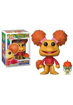 Pop! TV: Fraggle Rock- Red w/ Doozer