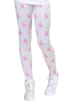 Child Bunny Leggings