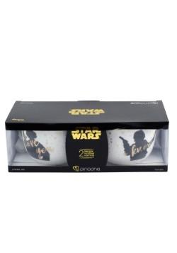 Star Wars I Love You Han & Leia Mug 2 Pack