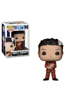 Pop! TV: SNL David S. Pumpkins