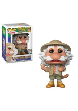 Pop! TV: Fraggle Rock Uncle Traveling Matt Figure