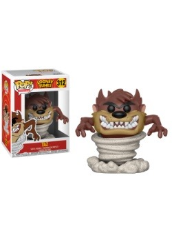 Pop! Animation: Looney Tunes- Tornado Taz