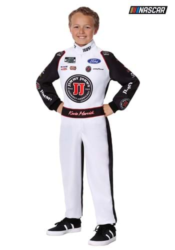 Child #4 Kevin Harvick(R) Jimmy John's Uniform Costume