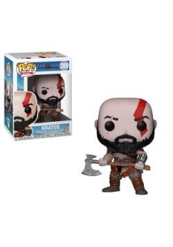 Pop! Games: God of War Kratos w/ axe
