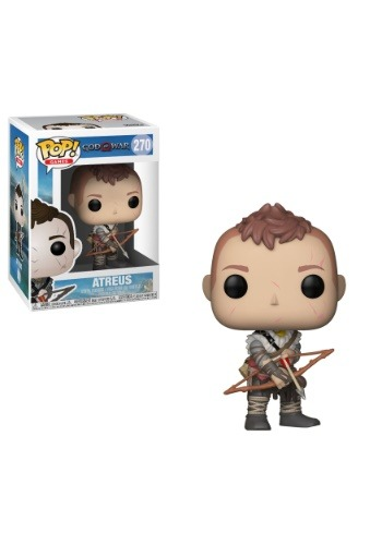 Pop! Games: God of War Atreus