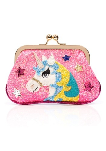 Irregular Choice King of the Castle Unicorn Clutch Purse