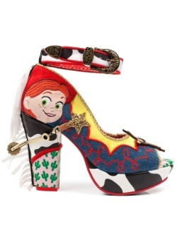 Toy Story Rootinest Tootinest Cowgirl Jesse Heels3