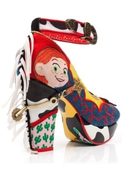 Toy Story Rootinest Tootinest Cowgirl Jesse Heels4