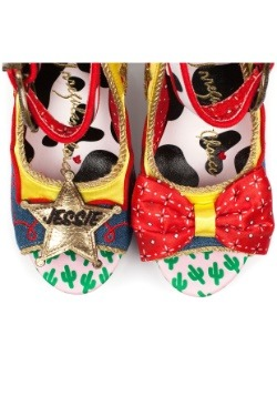 Toy Story Rootinest Tootinest Cowgirl Jesse Heels5