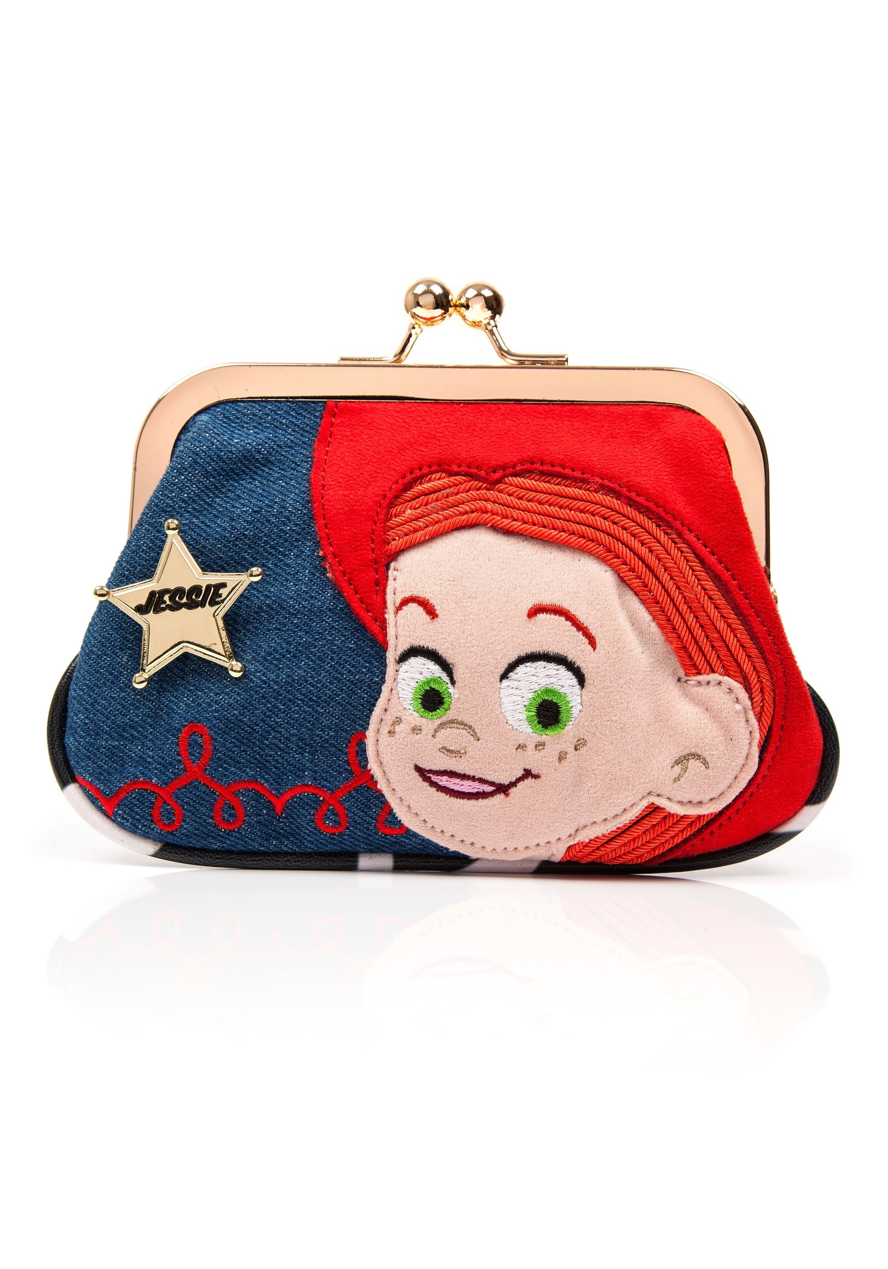 Toy Story Yeehaw Jessie Clutch Purse from Irregular Choice