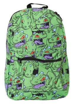 Rugrats Reptar All Over Print Backpack