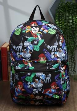 All Over Teen Titans Go! Print Backpack