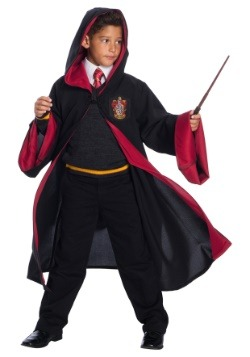 Child Deluxe Gryffindor Student Costume