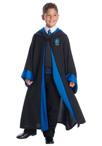 Child Deluxe Ravenclaw Student Costume