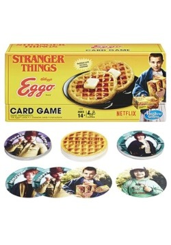 Stranger Things Eggo Card Game