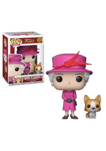 Pop! Royals Queen Elizabeth II