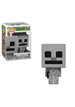Pop! Games: Minecraft Skeleton