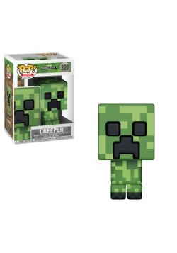 Pop! Games: Minecraft Creeper