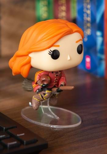 Pop! Harry Potter: Quidditch Ginny Weasley on Broom