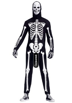 Adult Skeleboner Costume
