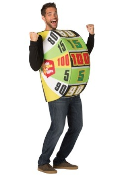 Price is Right Wheel Adult Costume