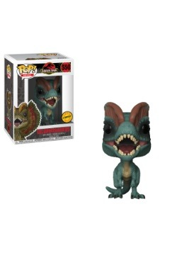 Pop! Movies: Jurassic Park Dilophosaurus2