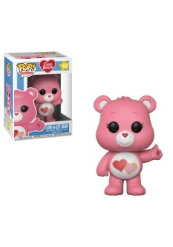 Pop! Animation: Care Bears Love-A-Lot Bear
