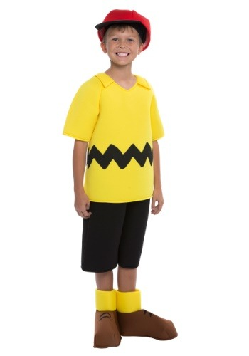 Boy's Charlie Brown Costume