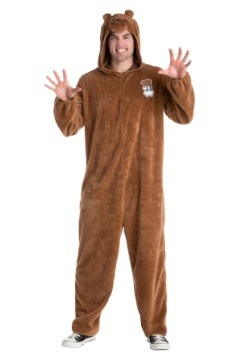 Men's We Bear Bears Grizz Bear Costume