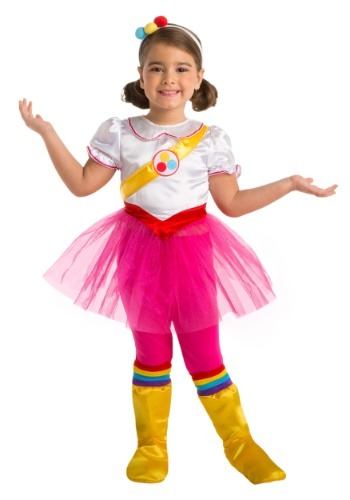Girl's True and Rainbow Kingdom True Costume